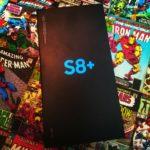 Ganador(a) del sorteo del Samsung Galaxy S8+