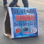 La estafa de las memorias microSD en lugares de dudosa reputación