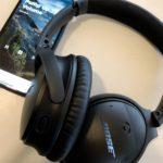 Bose está preparando una versión para Gamers del QC35 II