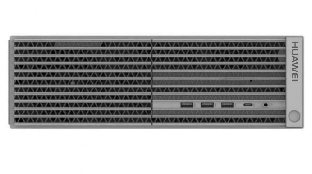 Se filtran imágenes de la nueva desktop Huawei MateStation, Cloud Pocket 365